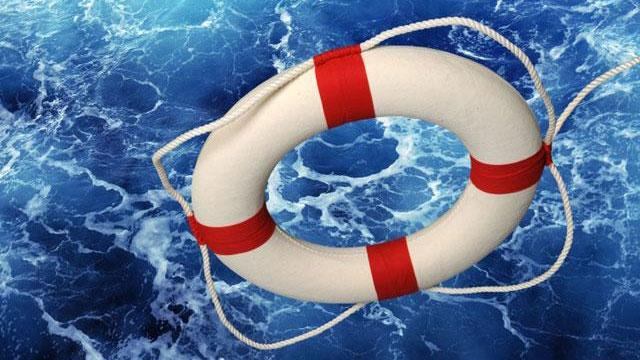 Pair reportedly swept into lake from Iron River