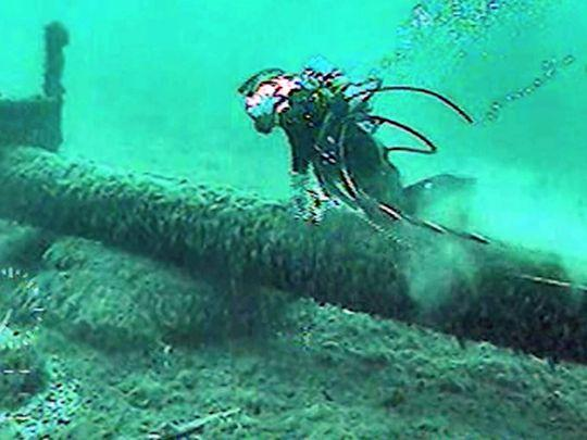 Enbridge reaches deal with MI on underwater Great Lakes pipeline
