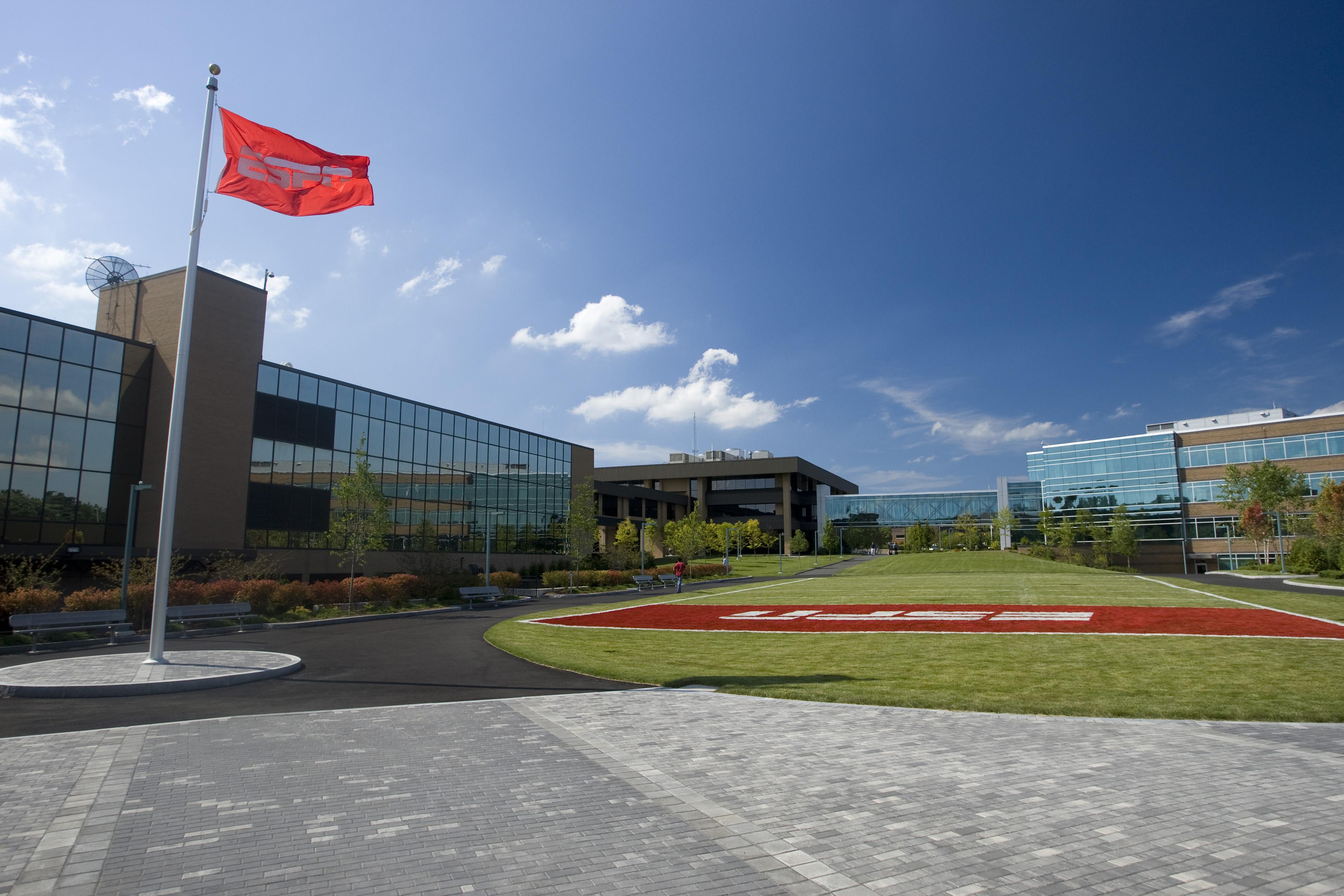 ESPN Opens New Digital Center In Bristol