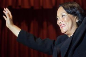 Toni Harp won her party's endorsement, but she may still have to petition her way onto the ballot.