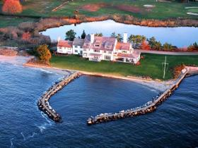 Frank Sciame bought the estate a year after Hepburn died in 2004.