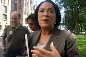 State Senator Toni Harp has raised the bulk of her mayoral campaign funds from outside the city of New Haven.