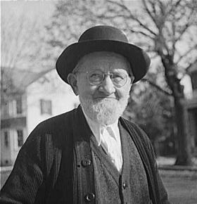 Old Mennonite, via Wikimedia
