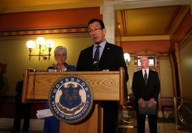 Gov. Malloy announced on Wednesday $5 Million for 169 schools in CT to improve school safety.