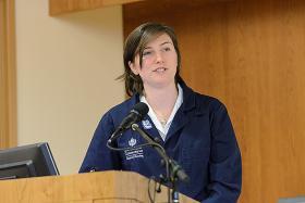 Kylie Angell, a recent UConn graduate, has said she felt unsafe on campus.