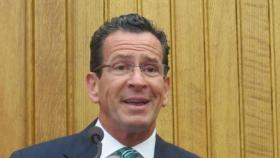 Governor Dannel Malloy on Wednesday said he doesn't believe he solicited a state contractor for a campaign contribution.