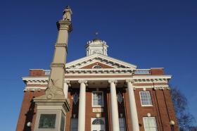 Meriden City Hall.
