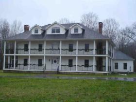Earl O'Garro's Marlborough home.