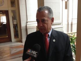 Hartford Mayor Pedro Segarra told reporters last week that federal prosecutors had served a subpoena on city hall.  His attorneys won't release them.