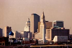 The City of Hartford. Capital of many things, possibly even insurance