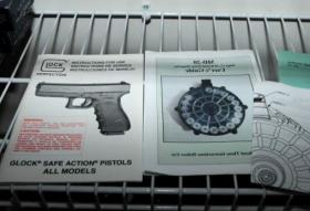 Instructions for using a Glock found in the Lanza home, provided in the state's attorneys report on the Newtown shooting.