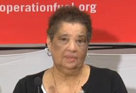 Patricia Wrice of Operation Fuel.