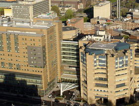 Yale-New Haven Hospital.