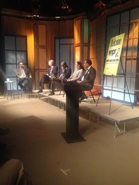 Last week we recorded the 2nd Health Equity Forum in the CPTV studios.