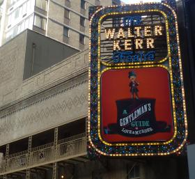 """A Gentlemen's Guide to Love and Murder,"" which showed on Hartford Stage, is now on Broadway."