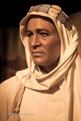 """Peter O'Toole in """"Lawrence of Arabia"""""""