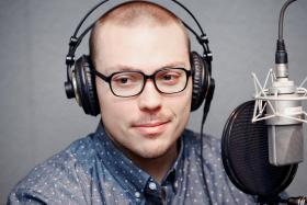 Anthony Fantano, internet superstar from <em>The Needle Drop</em>.