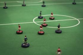 The Miniature Football Coaches Association is comprised of hobbyists and collectors passionate about electric football