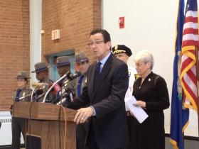 Gov. Dannel Malloy talks about his mental health priorities for the upcoming legislative session.