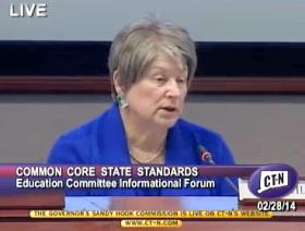 State Sen. Andrea Stillman.