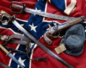 Objects from the Civil War