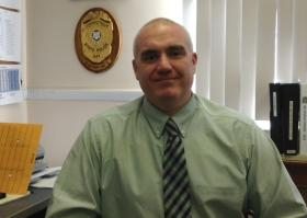 Connecticut State Police Lieutenant Kenneth Cain of the Statewide Narcotics Task Force.