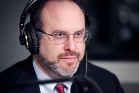 Connecticut Education Commissioner Stefan Pryor.