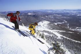 Vermont skiers may still be able to enjoy the slopes a century down the line.