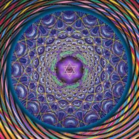 The all-seeing eye of the Illuminati