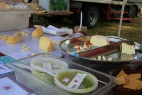 Beaver Brook Farm's raw cow milk feta beat out a Greek sheep and goat milk feta in the Connecticut Cheese Challenge.