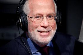 Dr. Hank Schwartz, member of Gov. Dannel Malloy's Sandy Hook Advisory Commission.