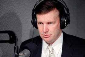 Senator Chris Murphy on WNPR's Where We Live.