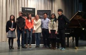 10th Annual Hastings International Piano Concerto Competition semifinalists.