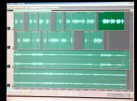 The multitrack for the intro about being a wedding guest at a reception.