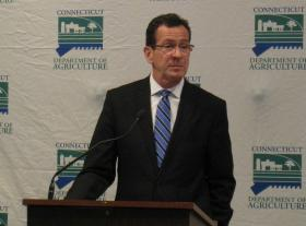 Gov. Dannel Malloy.