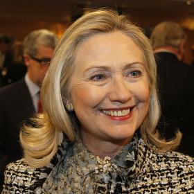 Hillary Clinton will visit UConn on Wednesday evening.