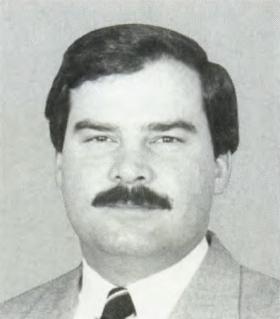 John Rowland's 1990 congressional photo.