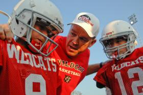 If H.B. 5113 becomes law, coaches will have to notify a parent or guardian within 24 hours after  a young athlete suffers a potential concussion.