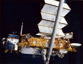 NASA's Upper Atmosphere Research Satellite