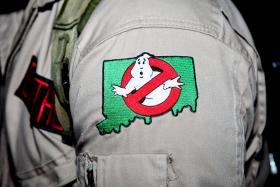 Connecticut Ghostbusters represent.