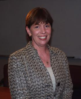 Pat Rehmer, Commissioner of Connecticut's Department of Mental Health and Addiction Services.