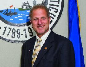 Shelton Mayor Mark Lauretti.