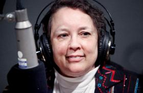 Robin McHaelen, director of True Colors, an advocacy group for LGBT youth.