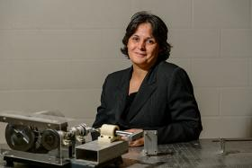 Dr. Leila Ladani of the Engineering Department at the University of Connecticut.