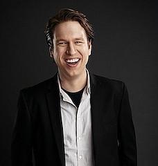 Pete Holmes, host of You Made It Weird.