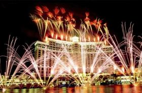 Fireworks by Grucci in Las Vegas