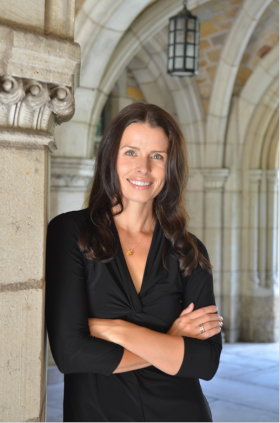 Rebecca Puhl of Yale's Rudd Center.