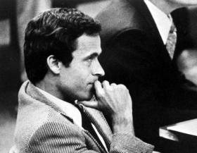 Ted Bundy is a famous American psychopath.