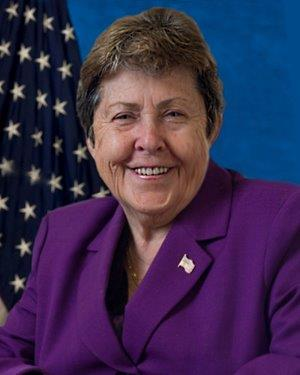 Dr. Linda Schwartz, Assistant Secretary for the VA's Office of Policy and Planning