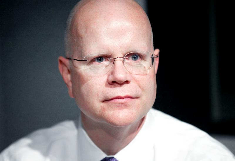 State Comptroller Kevin Lembo in a previous appearance on WNPR.